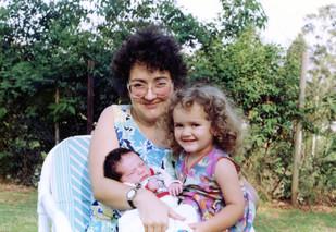 Melitta Carter's kids