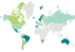 HPV vaccinaton world coverage