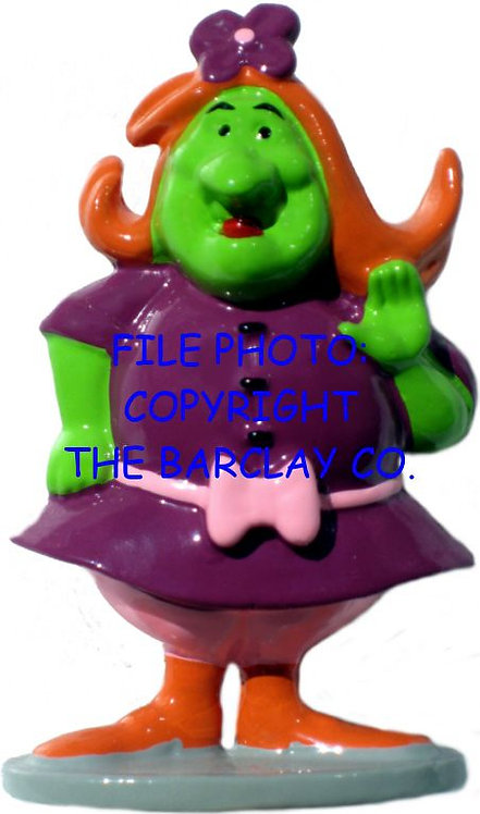 "#261 - Halloween Monster Figure - ""Hagatha"" from ""The Groovie Goolies"""