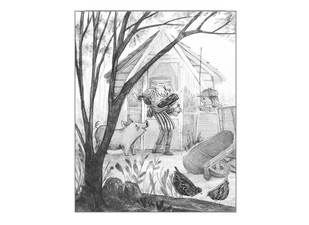 Greenhouse Illustration