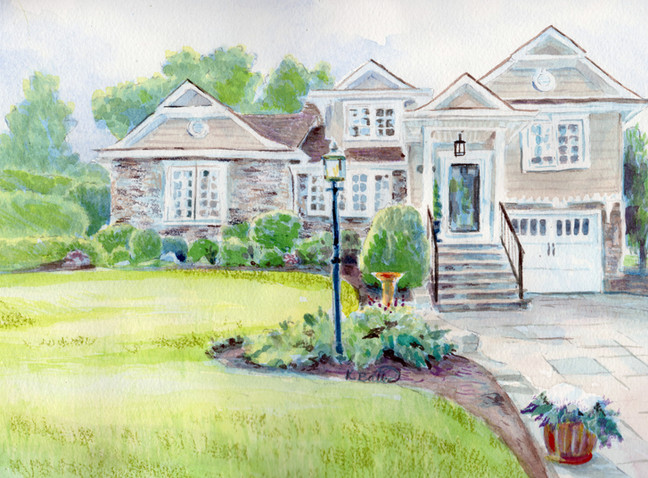 New House Rendering 4/2019
