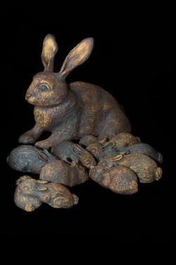 rabbits_nestled