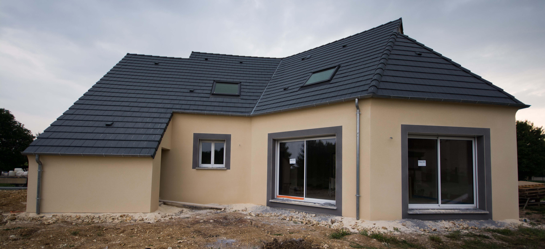 construction maisons leli vre st saturnin st saturnin maisons leli vre. Black Bedroom Furniture Sets. Home Design Ideas