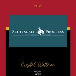 Scottsdale Progress Magazine