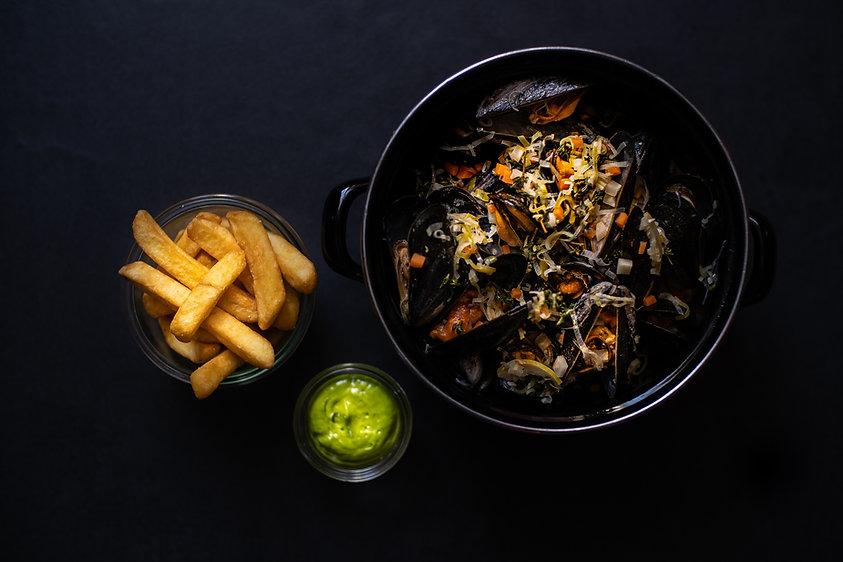 Pakhuset Skagen - Moules frites