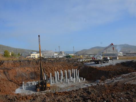 Строительство второй многоподовой