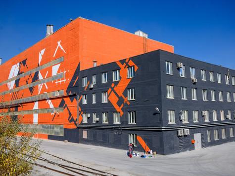 Satka Street Art Fest меняет индустриальный пейзаж