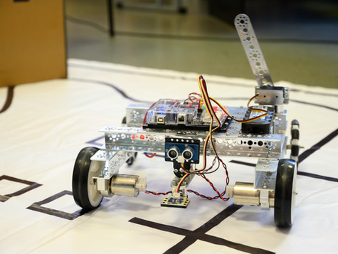 Робототехника: горно-керамический колледж внедряет новые направления