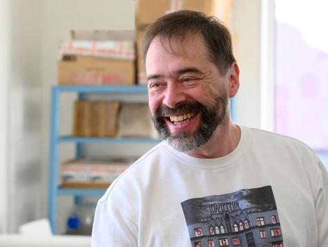 Игорь Овчинников:  «Приехать в город и стать частью его культуры гораздо интереснее, чем быть просто