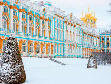 Семьи магнезитовцев получили в подарок поездку в новогодний Санкт-Петербург