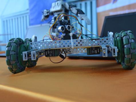 Стать фиксиком или создать лучшего робота? Легко!