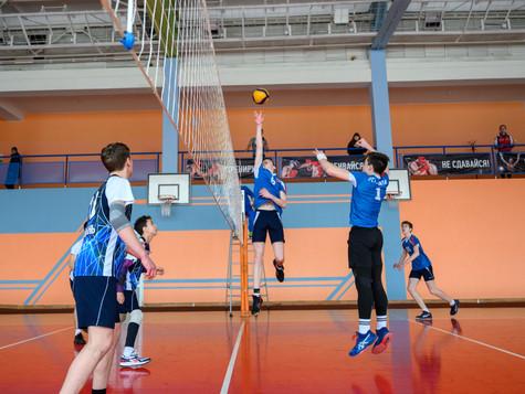 Урок хорошего волейбола