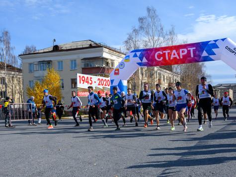 Магнезитовцы - призеры легкоатлетического пробега памяти генерал-майора Л. П. Бочарова.