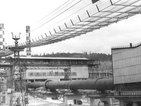 К 55-летию ЦМП-2. От обожжённых свар – до клинкерной технологии