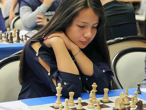 Шахматный экшн