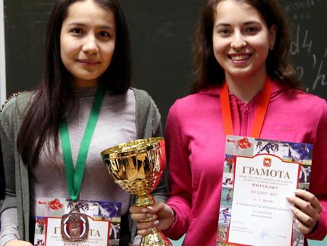 «Золото» и другие награды наших шахматистов