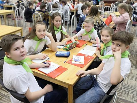 Награда математических боев - у школьников Сатки