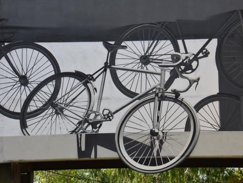Парящие велосипеды