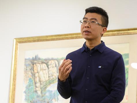 О Сатке - взглядом и кистью китайского художника
