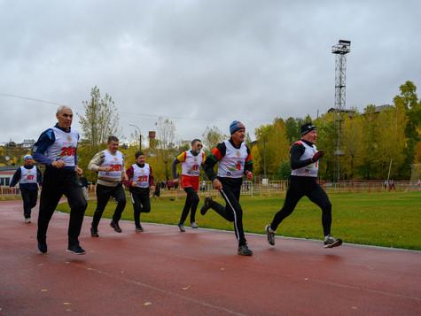 Магнезитовцы в призёрах кросса «Золотая осень – стартуют все»