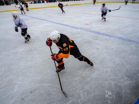 «Бронза» хоккейного турнира - у «Магнезита»