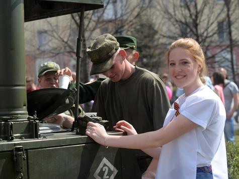 Волонтер - призвание души