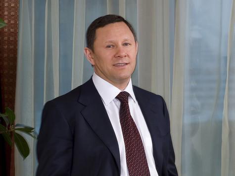 Президент Группы Магнезит Сергей Коростелев - Почетный гражданин Челябинской области