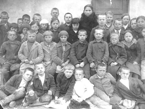 Свидетели войны. Дети без детства