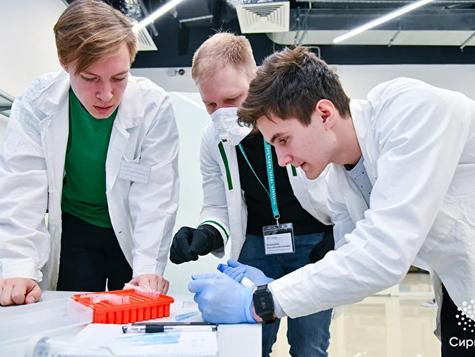 Юные инженеры решат научные задачи