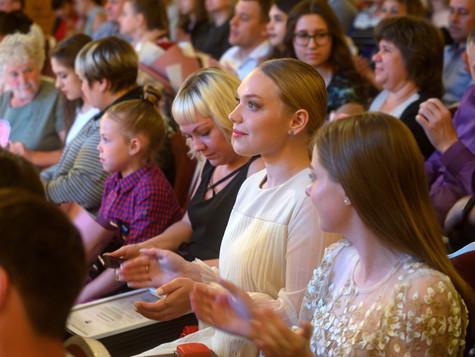 Группа Магнезит поздравила молодежь с успехами в учебе