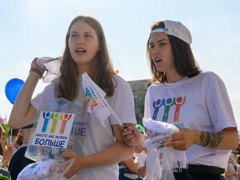 Стартовал благотворительный марафон «Вместе мы можем больше»