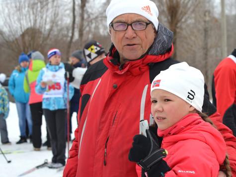 Тренер лыжных династий