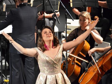 Стипендиат Группы Магнезит - на сцене «Геликон-опера»