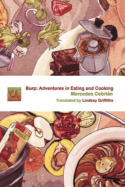 Burp: Adventures in Eating and Cooking