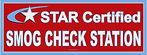 star certified smog check station san ramon