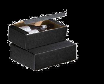 Luxe Geschenkdoos (Zwart)