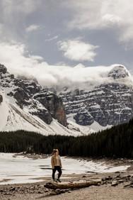 Lake Lousie in Banff, Alberta, Canada.