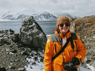 Exploring the incredible terrain of Antarctica