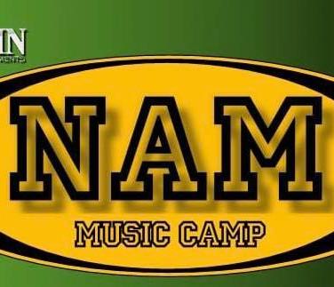 Nam music camp 2018