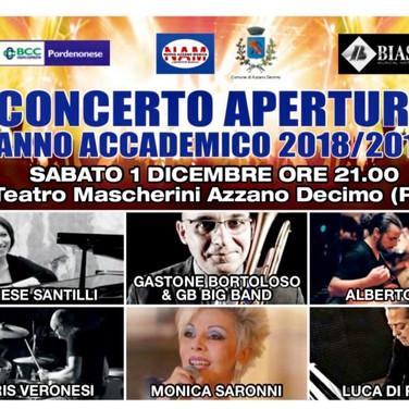 Concerto Apertura Anno Accademico 2018:1