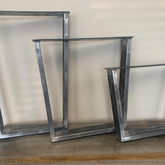 Hancrafted Metal Legs