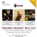 Premio Biasin 2021 Poster
