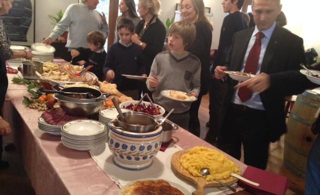 Pranzo Natale 2015