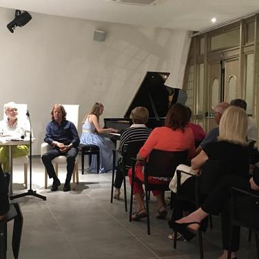 Dialogo con la Bellezza - Lignano 2019 -