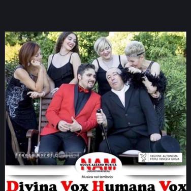 Divina Vox Humana Vox