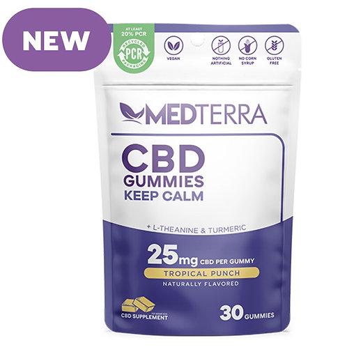 Medterra CBD Keep Calm Gummies