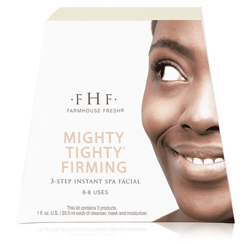Mighty Tighty Firming 3 Step Instant Spa Facial