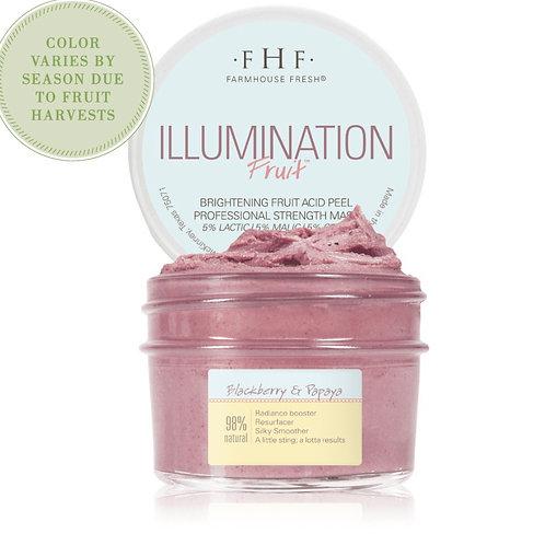 Illumination Fruit® Professional Strength Brightening Fruit Acid Peel Mask