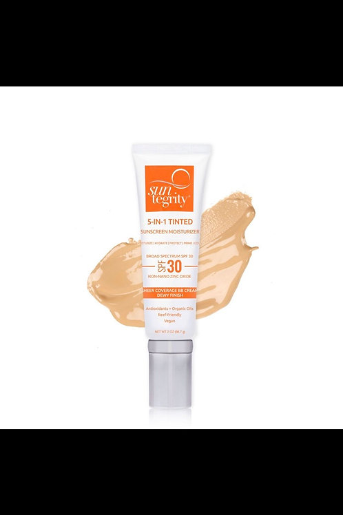 SUNTEGRITY 5-in1 Tinted Sunscreen