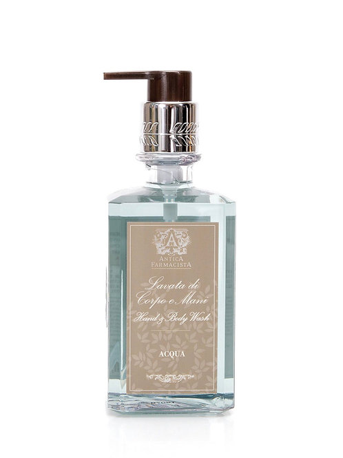 Antica Farmacista Aqua Hand and Body Wash 10oz